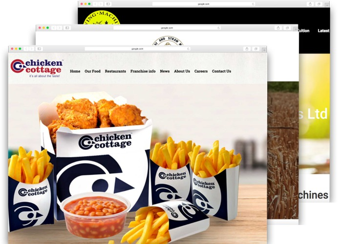 hay and straw association, aberdeen sewing machines, resolution, chicken cottage, website, design, solutions