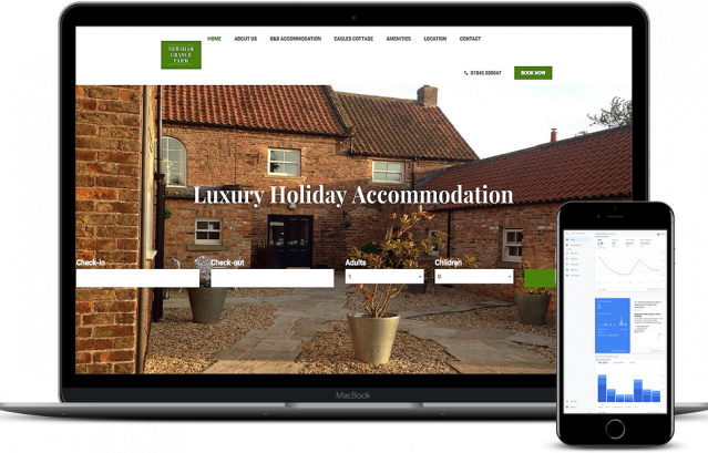 website design, website solutions, digital marketing, resolution television, res digital, report, multi device, analytics, newsham grange farm,