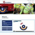 UK Rescue Organisation - Online Induction, eLearning System | Resolution Digital
