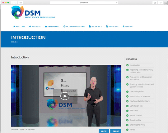 Online Induction Systems - DSM Case Study | Resolution Digital