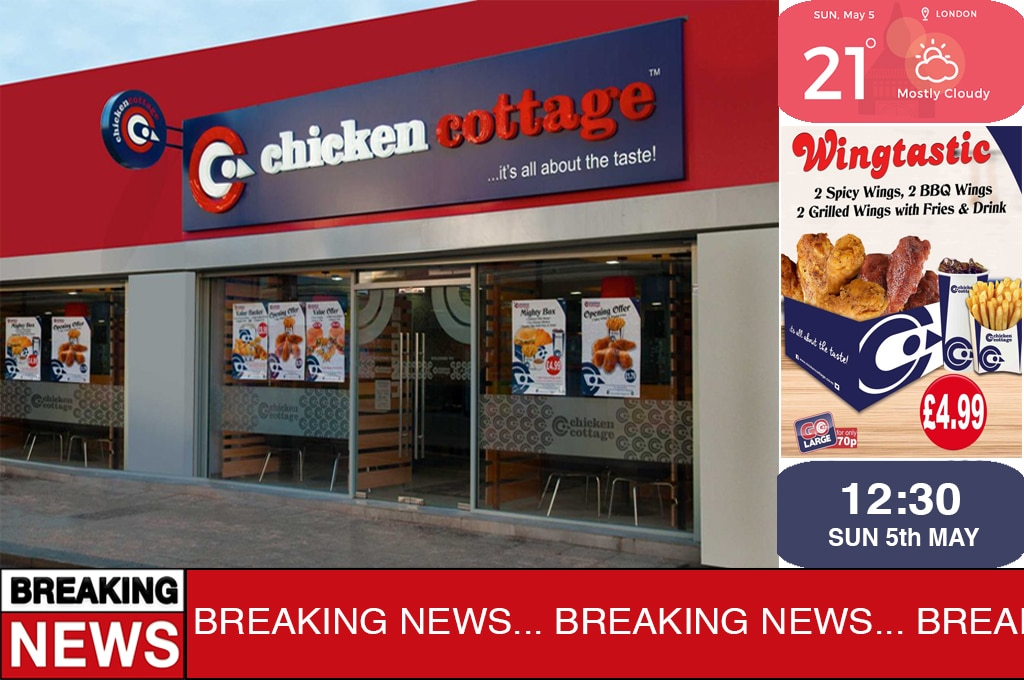 Chicken Cottage Promo TV Copy | Resolution Digital